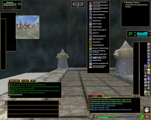 Everquest extra spell slot aa / Brazilian roulette