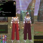 GU62 Lighting Issue - Broadcloth Pantaloons
