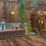 Locked Barrel Room in Mysstie's Manor