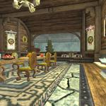 Frostfell House Decorations - Dining Hall #2