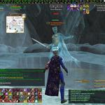 The Icy Keep - Mintee Fighting Ice Maiden D'Ina
