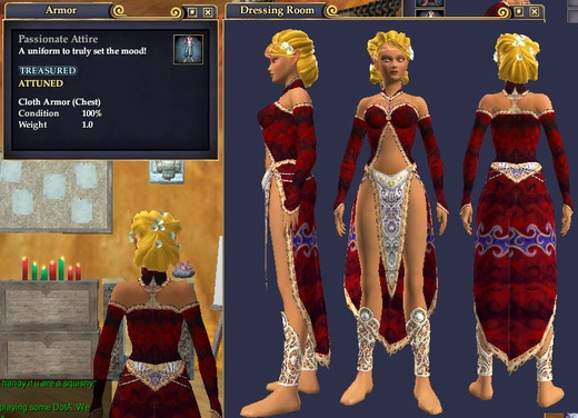 Formal Dresses | Outfits | EverQuest II | Mysstie's Gallery
