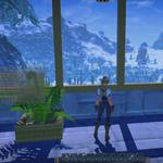 Serenity/Rift - Tannith: Dancing Cat Inn, Looking Outside